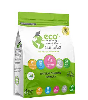 Eco cane kattenbakvulling