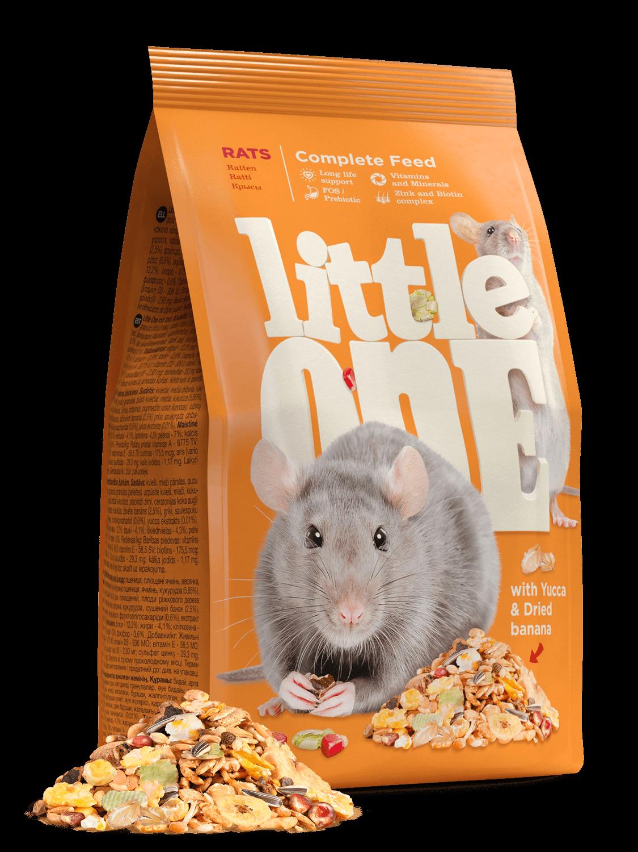 Little One Rattenvoer