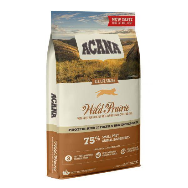Acana Wild Prairie 4,5 kilo