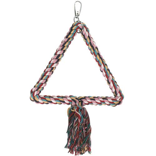 Speelschommel Triangle - lengte 30 cm.
