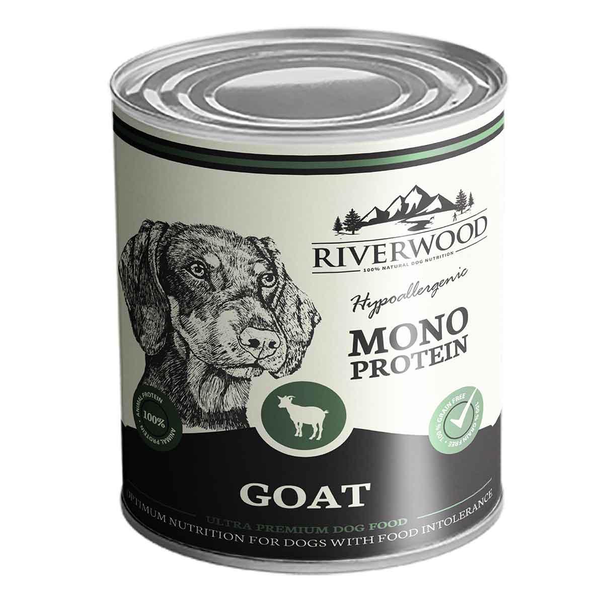 Mono Proteïne Goat