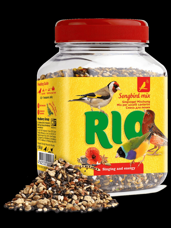 RIO Zangvogelmix