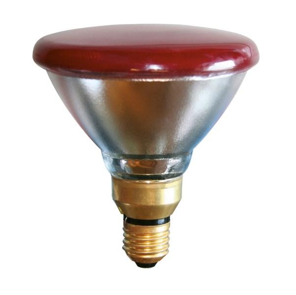 Kerbl Infrarood Spaarlamp 175W Rood