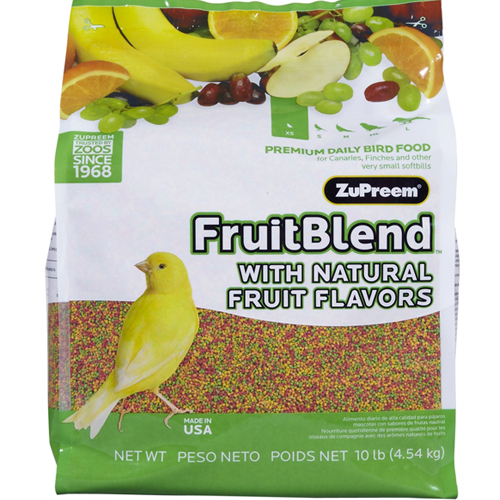 Vogelvoer | Fruitblend Flavor Kanarie 900gram