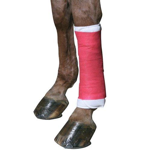 Zelfklevende bandage 10cm breed -  eenvoudig te verwijderen met een schaar