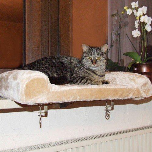 Katten Vensterbankmand beige