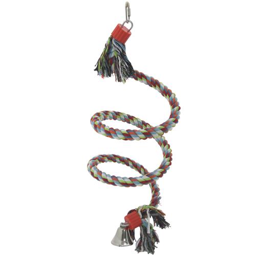 Papegaaienschommel Toy Spiral Swing Medium -