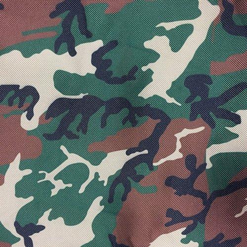 Hondenstretcher Camouflage groen