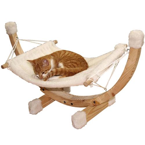 Kattenhangmat Siesta - Geschikt voor kleinere katten