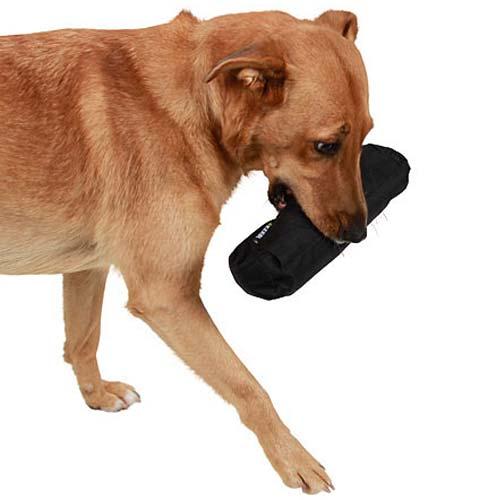 Snackdummy Zwart - Geschikt voor onervaren honden