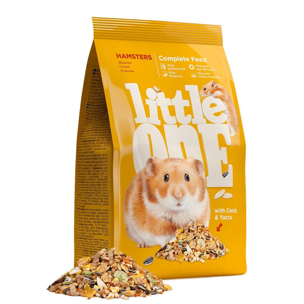 Little One Hamstervoer