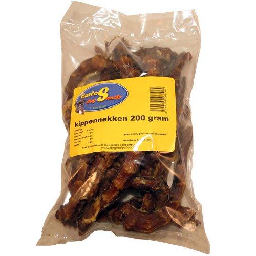 Hondensnacks | Kippenpoten 250 gram