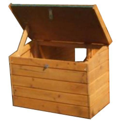 Kippenhokken   Legkast Evy scharnierend dak met dak fixatie