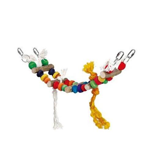 Papegaaienspeelgoed | Speelhanger London Brigde