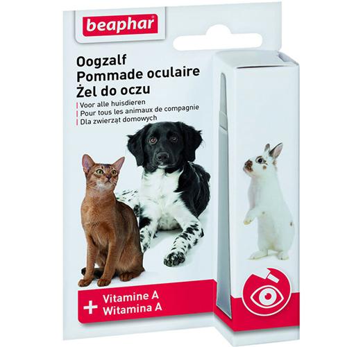Beaphar Oogzalf | Geschikt voor hond en kat