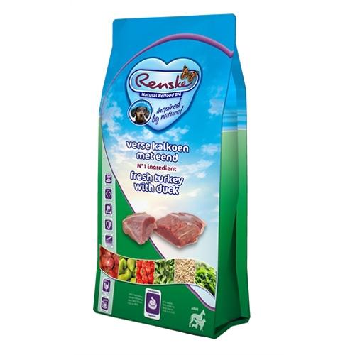 Renske Super Premium Adult Kalkoen en Eend